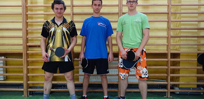 Mistrzostwa w tenisie stołowym