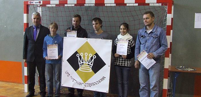 Turniej szachowy w ZSME