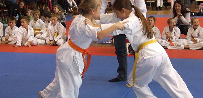 Zawody Karate i Sumo-Grapplingu Uechi-Ryu