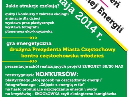 Miejski Dzień Inteligentnej Energii.