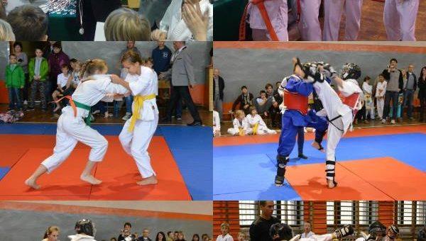 III Ogólnopolski Dziecięcy Turniej Karate Uechi-Ryu.