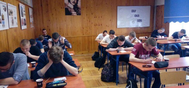 """Czekoladowe Sudoku i nie tylko …..  czyli  Światowy Dzień Czekolady na """"Targowej""""."""