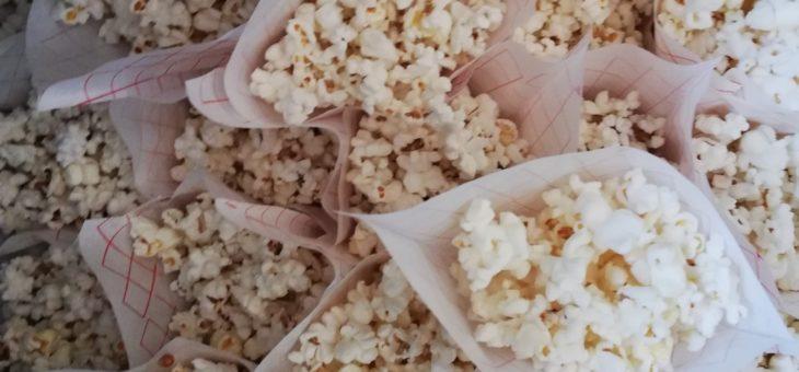 Dzień popcornu w ZSME